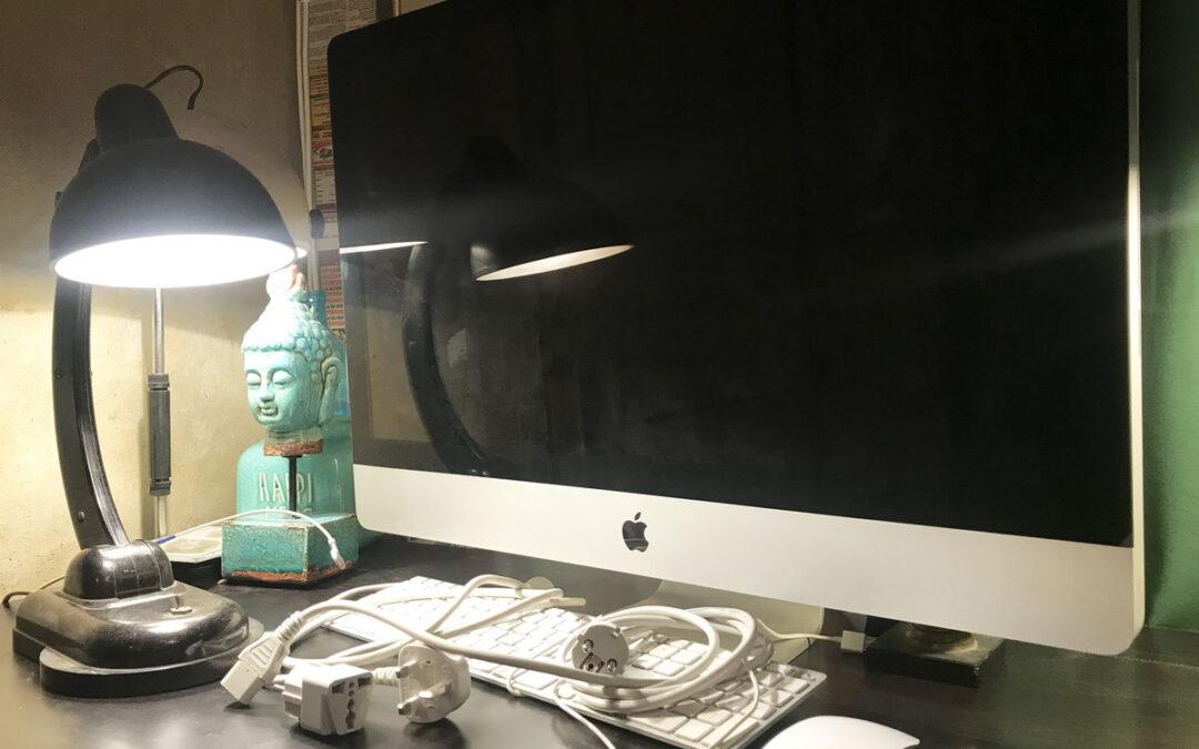 Инженерный надзор и ремонт моноблока iMac